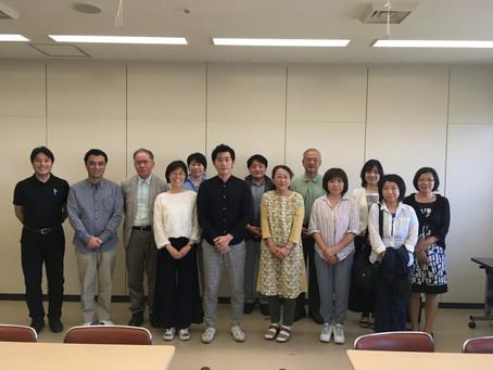 2018年度新潟県通訳案内士協会総会を執り行いました。