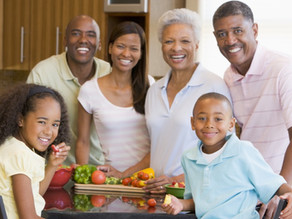 Eating Strategies for the Whole Family