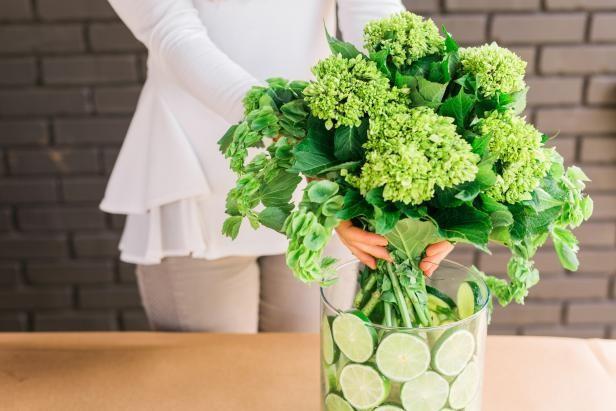 Greenery Floral Arrangement