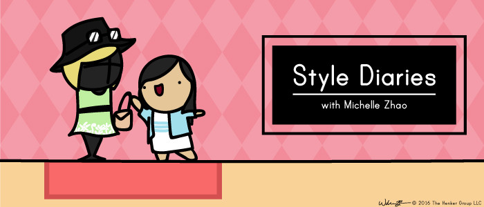 Style Diaries with Michelle Zhao