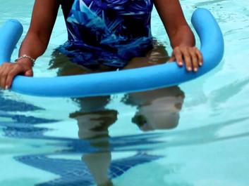 Vježbe u bazenu
