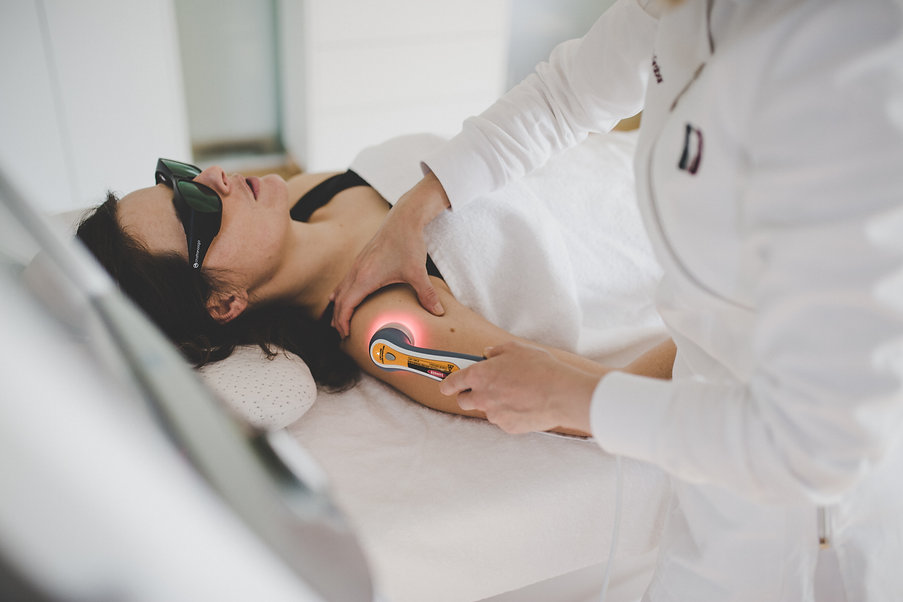 laser, laser terapija, terapija laserom