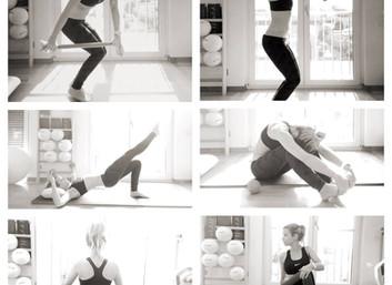 Budite u skladu s vježbanjem