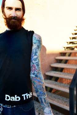 color tattoo design