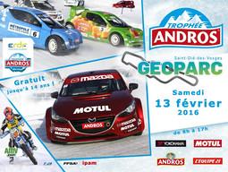 Trophée Andros - Géoparc