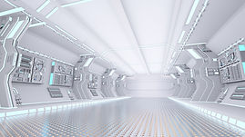 Inside of a Spaceship