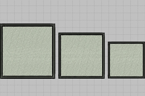 Square Patches PES