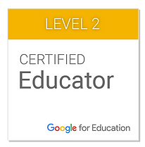 Certified Google Level II Educator