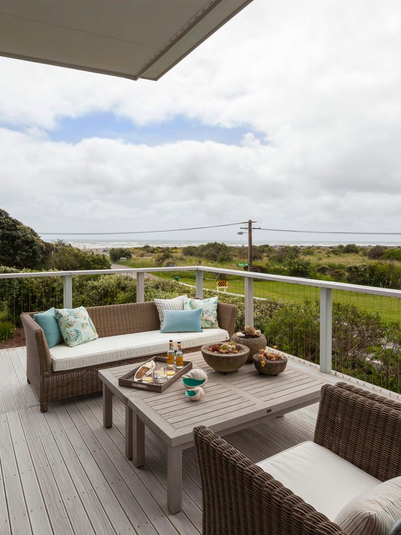 Coastal retreat, Te Horo Beach, Kapiti Coast