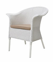 Kubu grey rattan chair, shop D for Design