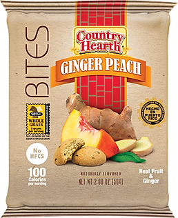 Country Hearth Ginger Peach