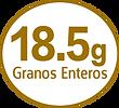 18.5g Granos Enteros