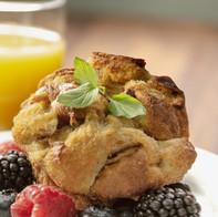 Muffin de Tostadas Francesas con pan de Canela Holsum Rebanada Ancha