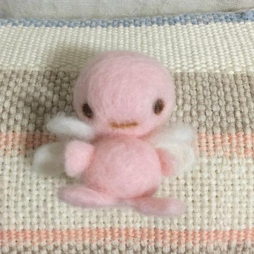 #赤ちゃん天使6(小) #フェルト天使