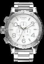 nixon 51-30 high polish white.png
