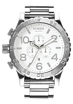 nixon 51-30 high polish white.png