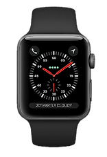Apple Watch Series 3 GPS 38mm Smartwatch