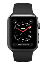 Apple Watch Series 3 GPS 38mm Smartwatch