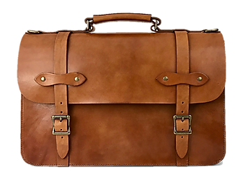 Jacksonwayne saddle tan Laptop case.png