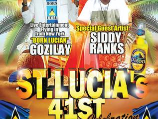 St Lucia 41st Independence Celebration 2020