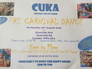Pre Carnival Dance
