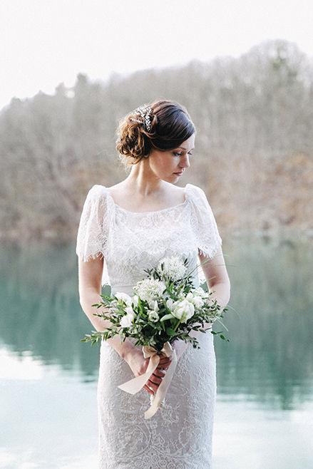 Fräulein Liebe Brautkleid Camilla
