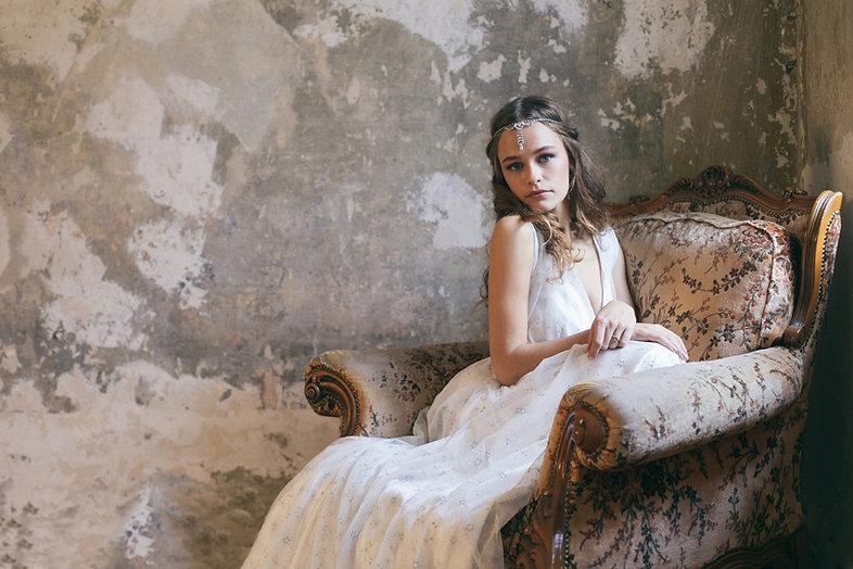 Fräulein Liebe Brautkleid Marie_Vanelli Melli