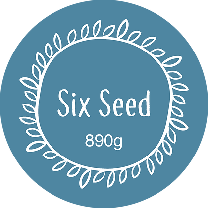 Six Seed loaf (Thursday 17th DEC)