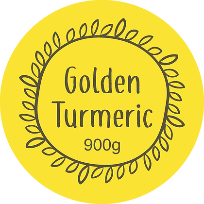 Golden Turmeric loaf (Thursday 17th DEC)