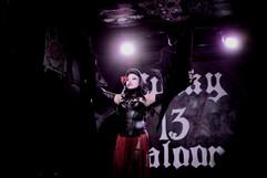 Minx Arcana Vampire Bat Cody Orrell