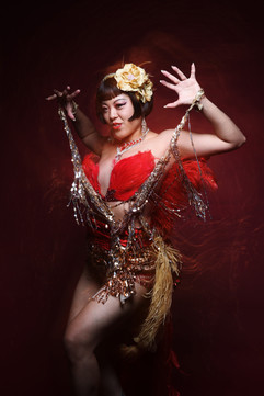 Minx Arcana Anna May Wong James Ridley