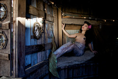 Minx Arcana New Orleans Mermaid Cody Orrell