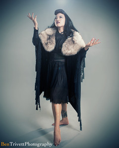 Minx Arcana Witch Ben Trivett