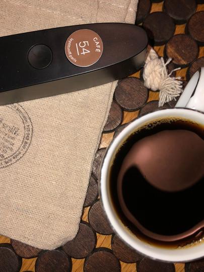 Senteur café