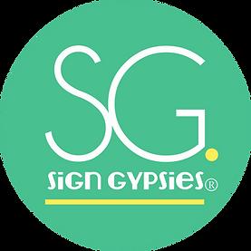 Sign Gypsies Logo