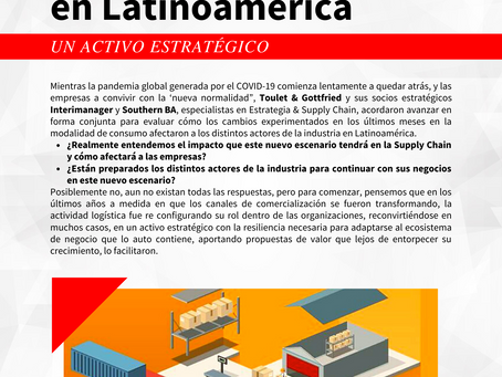 Hablemos de SUPPLY CHAIN EN LATINOAMERICA: