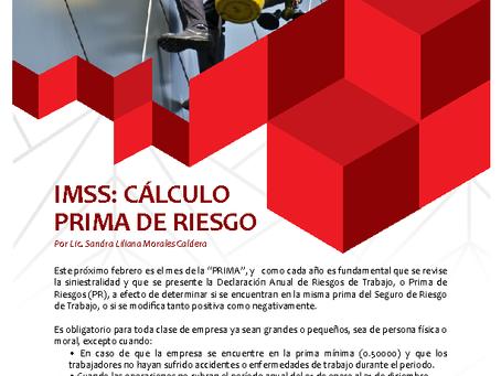 Boletín Informativo: Cálculo Prima de Riesgo