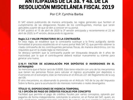 Boletín Informativo: