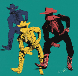 ORVILLE PECK   AINT NO GLORY IN THE WEST