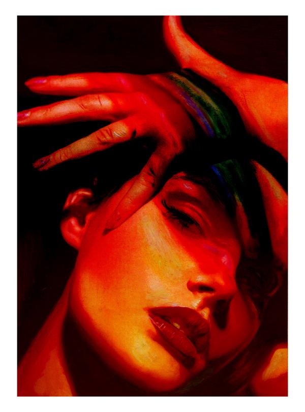 Visions (2013) Sophie Barrott |  Artist | Art Prints