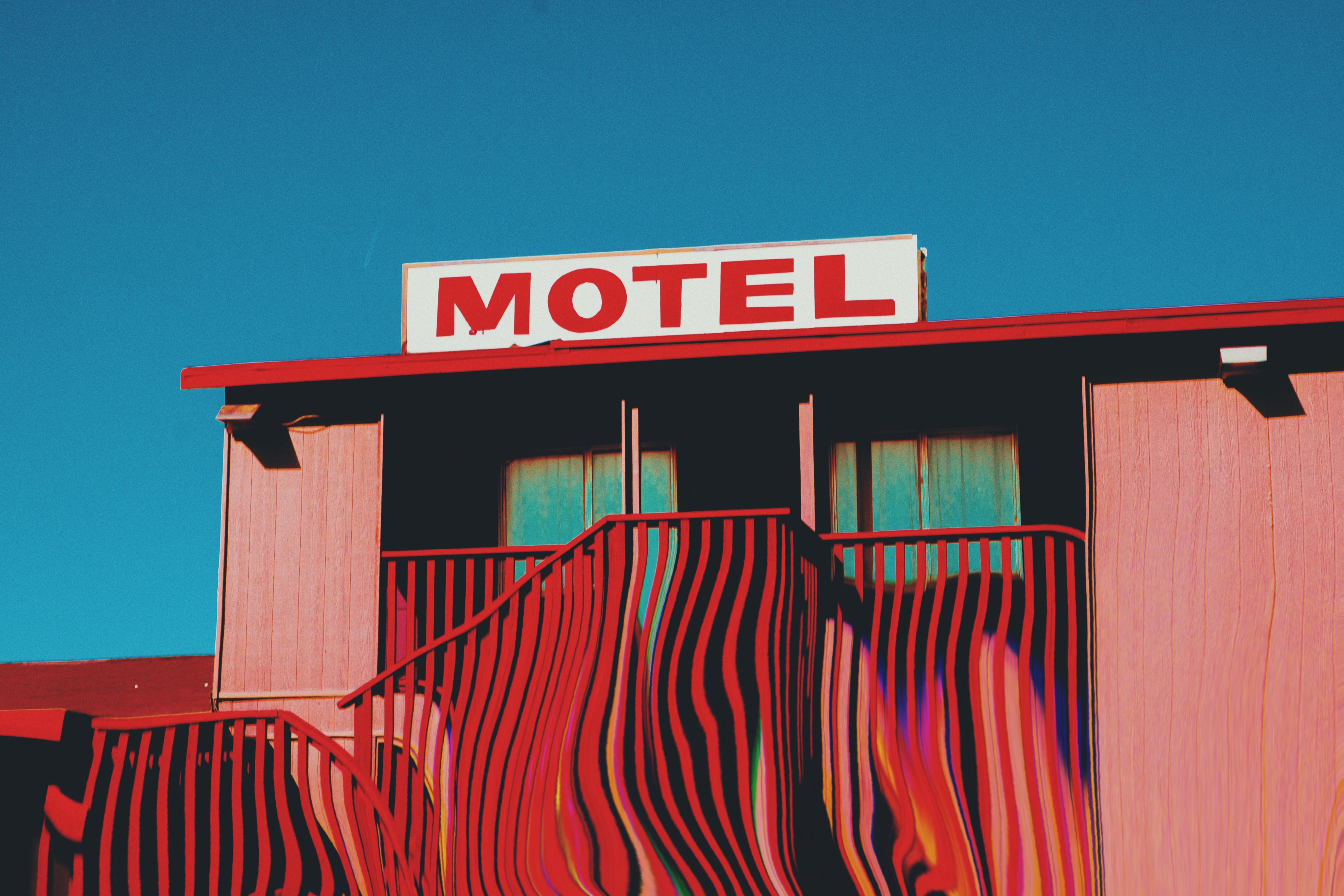 MOTEL | Sophie Barrott |  Artist | Art Prints
