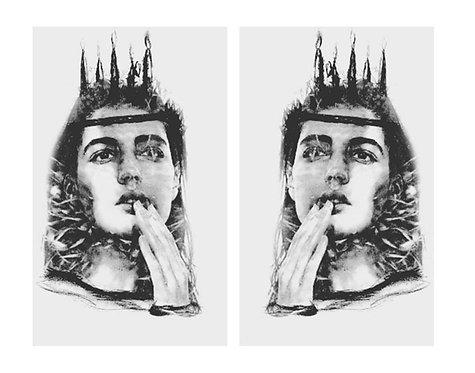 'Meet me at the Equinox' Art Print