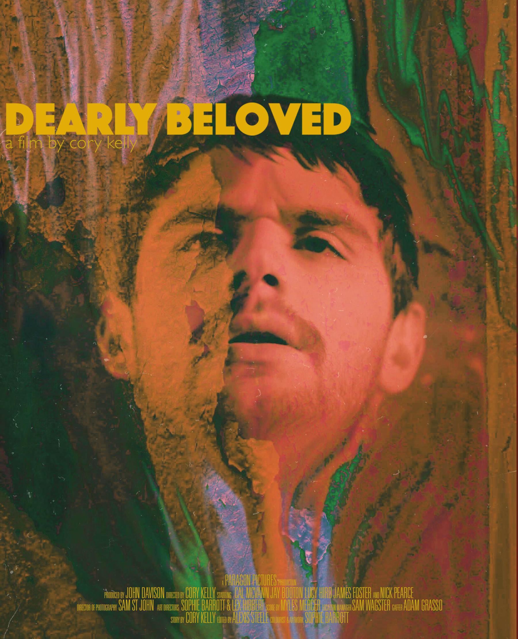 DEARLY BELOVED | Poster Design