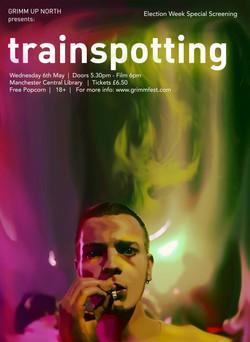 Trainspotting | Poster Design