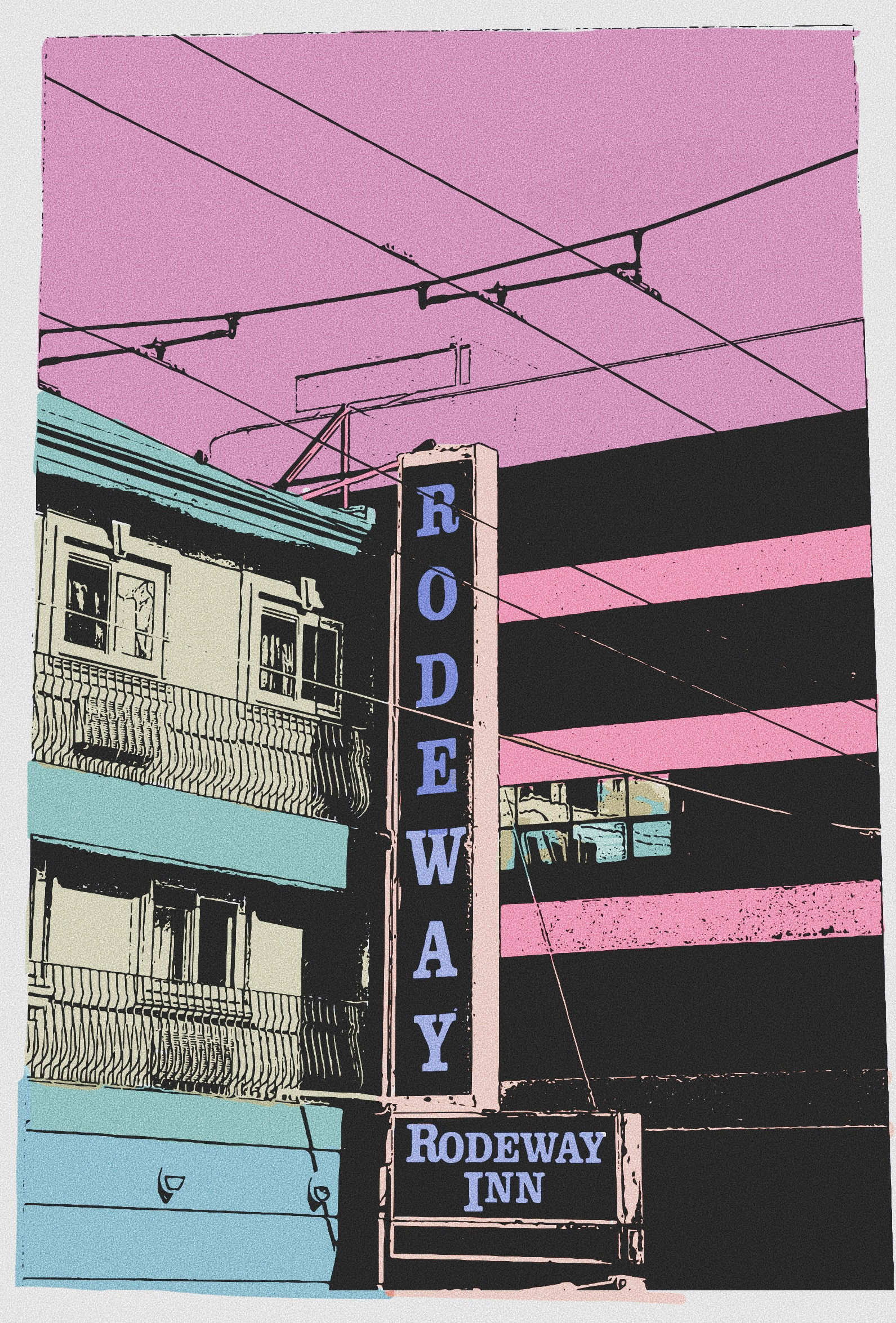 RODEWAY INN | Sophie Barrott |  Artist |