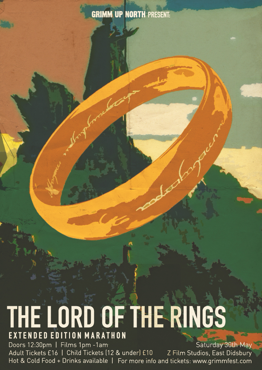 Lord of The Rings | Poster Design