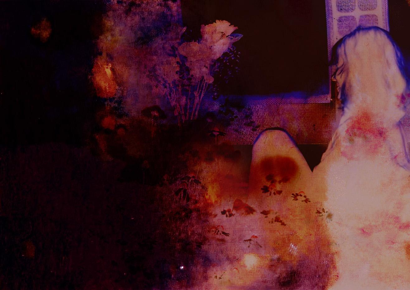 Blue Valentine Diptych (2013) pt.2 Sophie Barrott |  Artist | Art Prints