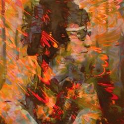 John Cooper Clark (2014) Sophie Barrott    Artist   Art Prints