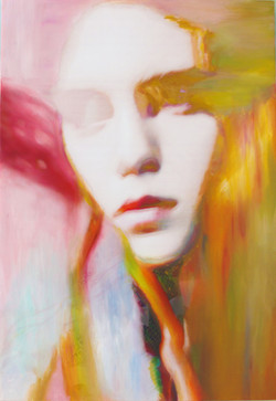 Lion Eyes (2014) Sophie Barrott    Artist   Art Prints