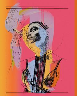 IT IS WHAT IT IS   Sophie Barrott    Art